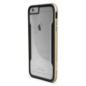 Купить Чехол X-Doria Defense Shield Gold для iPhone 6/6s Plus