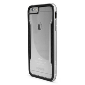 Купить Чехол X-Doria Defense Shield Silver для iPhone 6/6s Plus