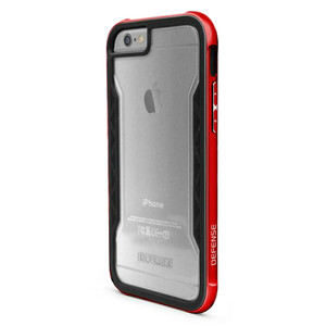 Купить Чехол X-Doria Defense Shield Red для iPhone 6/6s