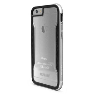 Купить Чехол X-Doria Defense Shield Silver для iPhone 6/6s