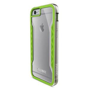 Купить Чехол X-Doria Defense Shield Sport Green для iPhone 6/6s