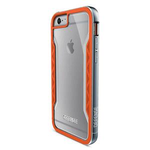 Купить Чехол X-Doria Defense Shield Sport Orange для iPhone 6/6s