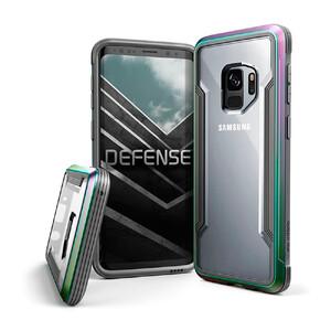 Купить Противоударный чехол X-Doria Defense Shield Iridescent для Samsung Galaxy S9