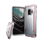 Противоударный чехол X-Doria Defense Shield Rose Gold для Samsung Galaxy S9