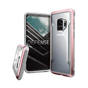 Купить Противоударный чехол X-Doria Defense Shield Rose Gold для Samsung Galaxy S9