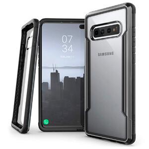 Купить Противоударный чехол X-Doria Defense Shield Black для Samsung Galaxy S10