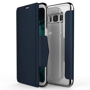 Купить Чехол X-Doria Engage Folio Dark Blue для Samsung Galaxy S8