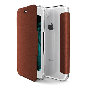 Купить Чехол X-Doria Engage Folio Brown для iPhone 7/8