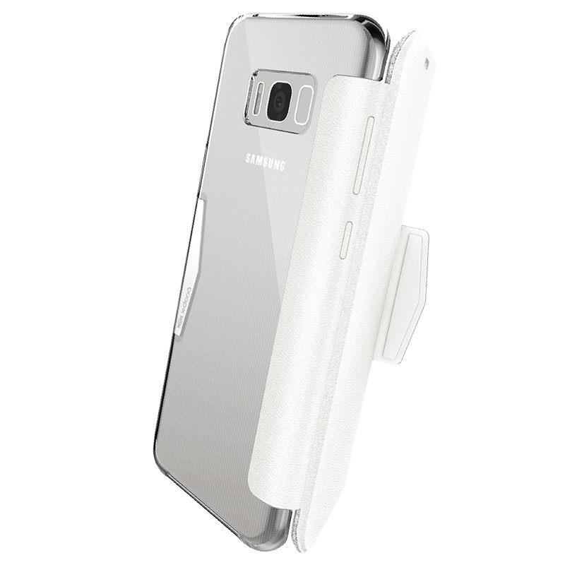 Купить Чехол X-Doria Engage Folio White для Samsung Galaxy S8 Plus