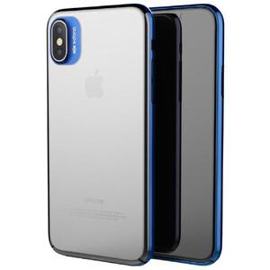 Купить Чехол X-Doria Engage Blue для iPhone X