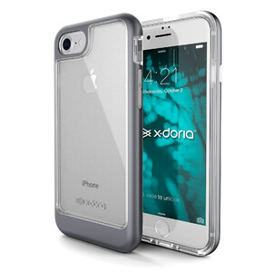 Купить Чехол X-Doria EverVue Space Gray для iPhone 7