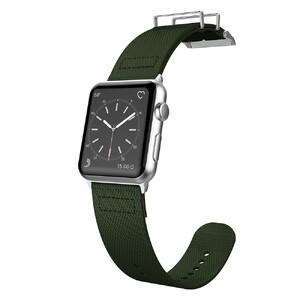 Купить Нейлоновый ремешок X-Doria Field Band Olive для Apple Watch 42mm Series 1/2/3