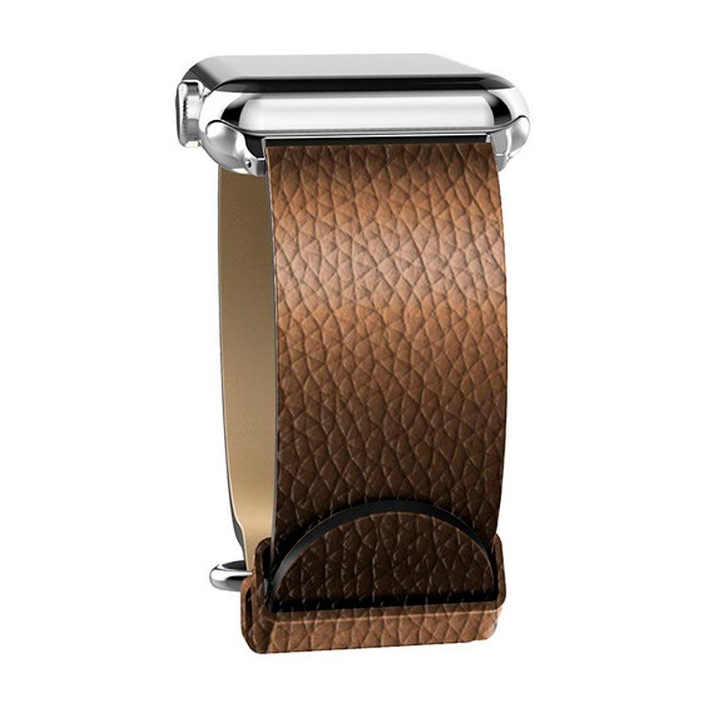 Кожаный ремешок X-Doria Lux Band Brown Leather для Apple Watch 42mm Series 1/2/3
