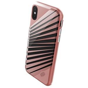 Купить Чехол X-Doria Revel Lux Rays Rose Gold для iPhone X/XS