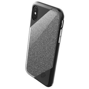 Купить Чехол X-Doria Revel Lux Glitter Black для iPhone X