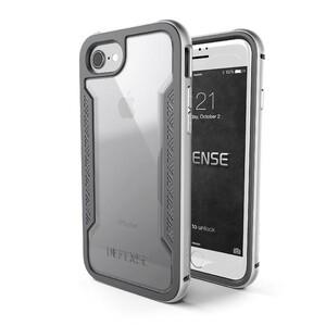 Купить Защитный чехол X-Doria Defense Shield Silver для iPhone 7/8