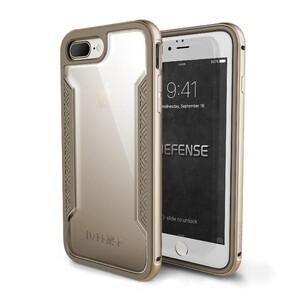 Купить Защитный чехол X-Doria Defense Shield Gold для iPhone 7 Plus/8 Plus