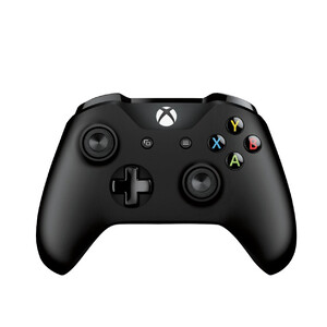 Купить Джойстик Xbox Wireless Controller Black для Xbox One и Windows 10