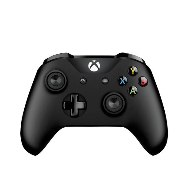 Джойстик Xbox Wireless Controller Black для Xbox One и Windows 10