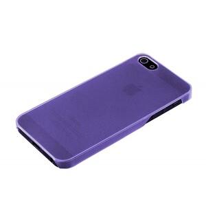 Купить Ультратонкий фиолетовый чехол O'Thinner 0.2mm для iPhone 5/5S/SE