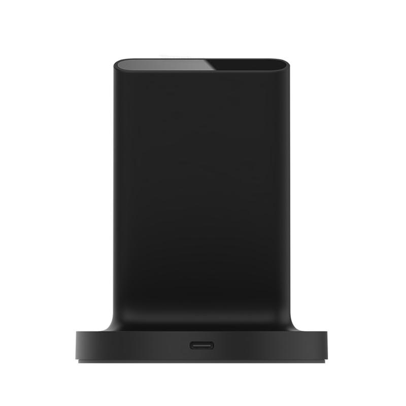 Купить Беспроводная зарядка для iPhone | Samsung Xiaomi Vertical Wireless Charger Stand 20W