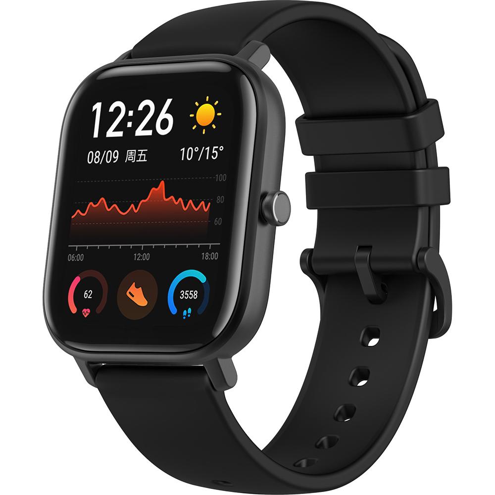Купить Умные часы Xiaomi Amazfit GTS Black
