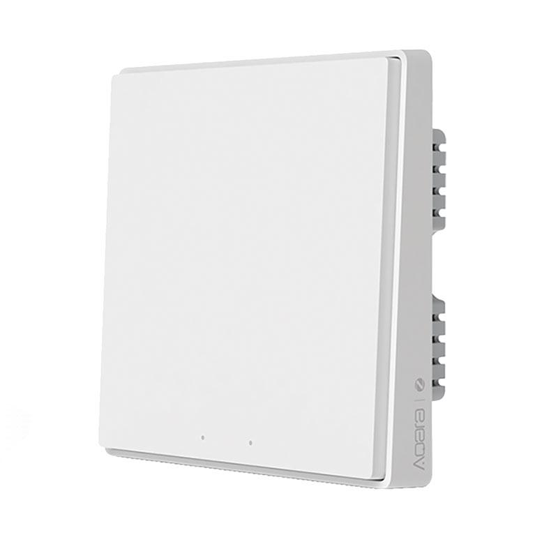 Купить Умный выключатель без нулевой линии Xiaomi Aqara D1 Smart Wall Switch (одинарный)