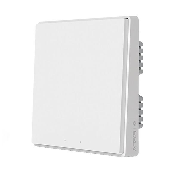 Умный выключатель без нулевой линии Xiaomi Aqara D1 Smart Wall Switch (одинарный)
