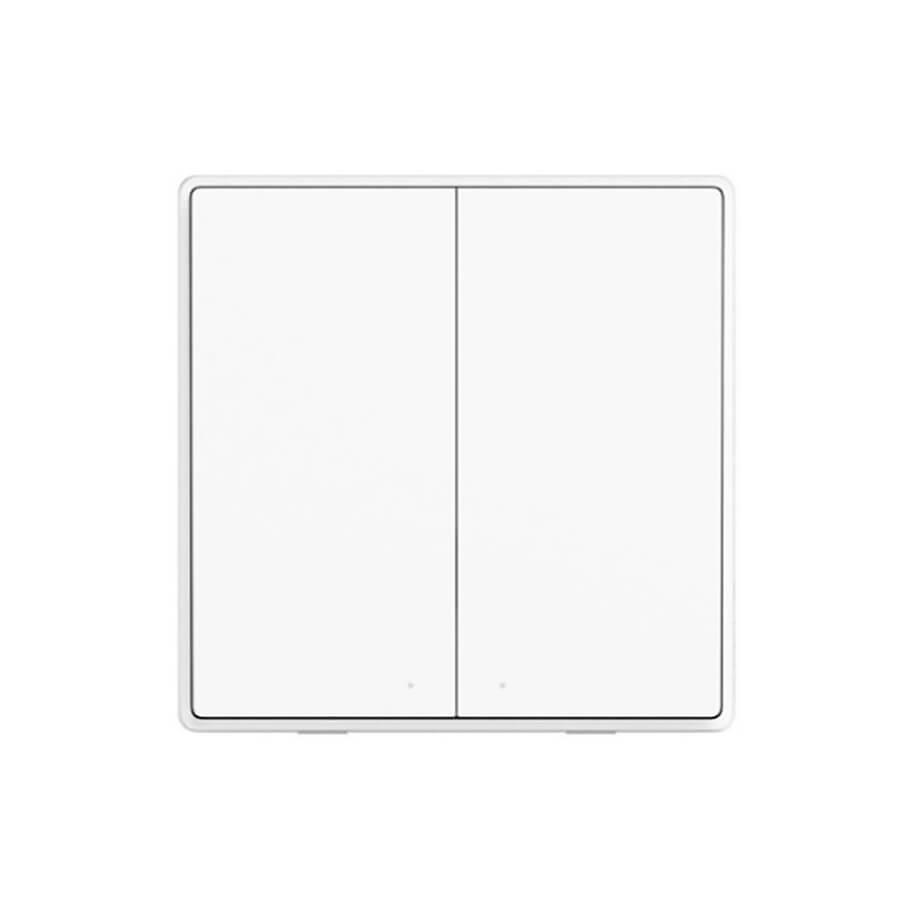 Купить Умный дистанционный выключатель Xiaomi Aqara D1 Wireless Switch (двойной)