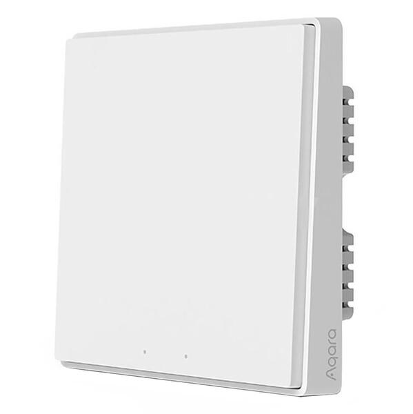Умный дистанционный выключатель Xiaomi Aqara D1 Wireless Switch One Gang (одинарный) Apple HomeKit