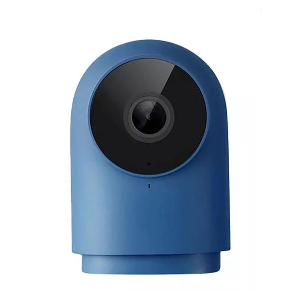 Умная камера видеонаблюдения Xiaomi Aqara G2H Wi-Fi HomeKit (Blue)