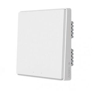 Купить Умный выключатель с нулевой линией Xiaomi Aqara Smart Wall Switch D1 (одинарный) Apple HomeKit