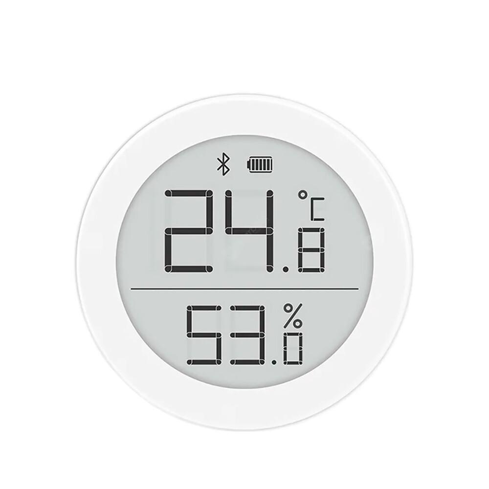 Купить Датчик температуры и влажности (гигрометр) Xiaomi Cleargrass Qingping HomeKit