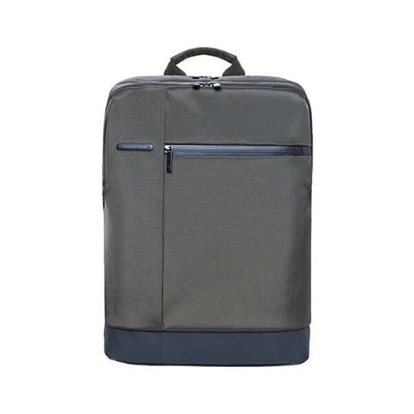 Рюкзак Xiaomi Mi Classic Business Backpack Grey Green для MacBook/iPad/iPhone