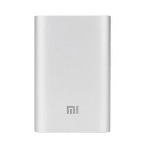 Купить Портативное зарядное устройство Xiaomi Mi Power Bank 10000mAh Silver (NDY-02-AD)