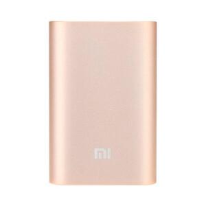 Купить Портативное зарядное устройство Xiaomi Mi Power Bank 10000mAh Gold (NDY-02-AD)