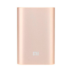 Портативное зарядное устройство Xiaomi Mi Power Bank 10000mAh Gold (NDY-02-AD)