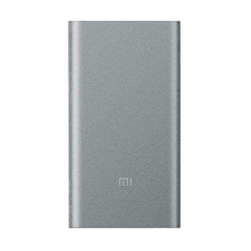 Внешний аккумулятор Xiaomi Mi Power Bank 2 Silver 10000mAh