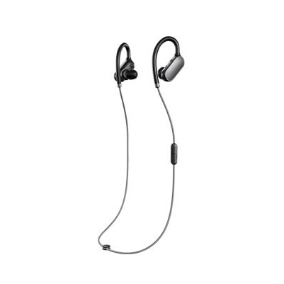 Беспроводные наушники Xiaomi Mi Sports Bluetooth Black - Фото ... cd24a8a4e2e50