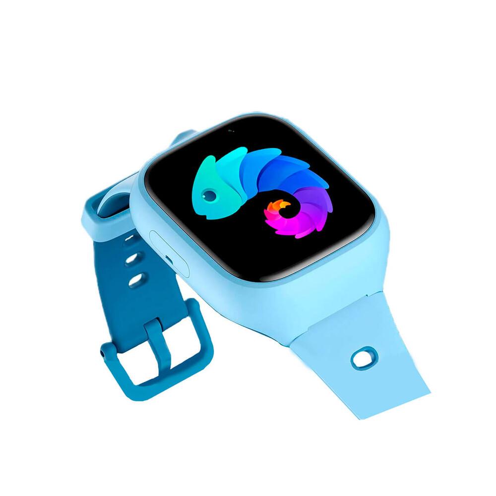Купить Детские смарт-часы Xiaomi MiTu Kids Watch 4X Blue