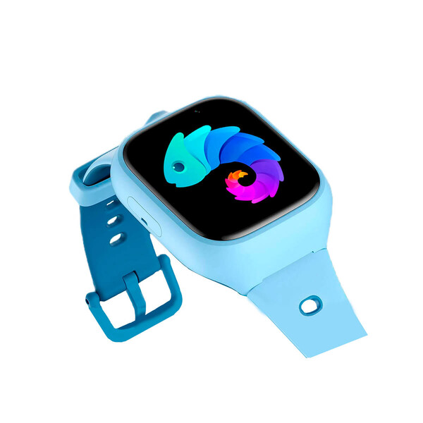 Детские смарт-часы Xiaomi MiTu Kids Watch 4X Blue