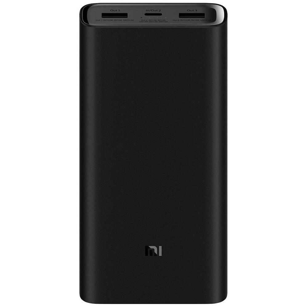 Купить Внешний аккумулятор Xiaomi PowerBank 3 USB-C 20000mAh Super Flash 50 Вт