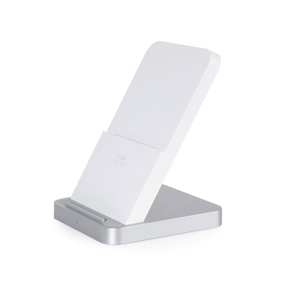 Купить Беспроводная док-станция Xiaomi Vertical Wireless Charger White 30W