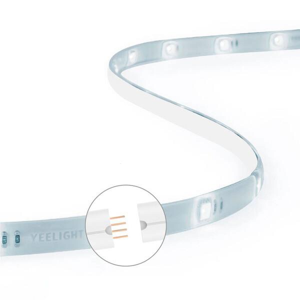 Дополнительный модуль к светодиодной ленте Xiaomi Yeelight Lightstrip Plus Extension Apple HomeKit 1m
