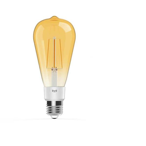 Умная светодиодная лампочка Xiaomi Yeelight Smart LED Filament Bulb Apple HomeKit