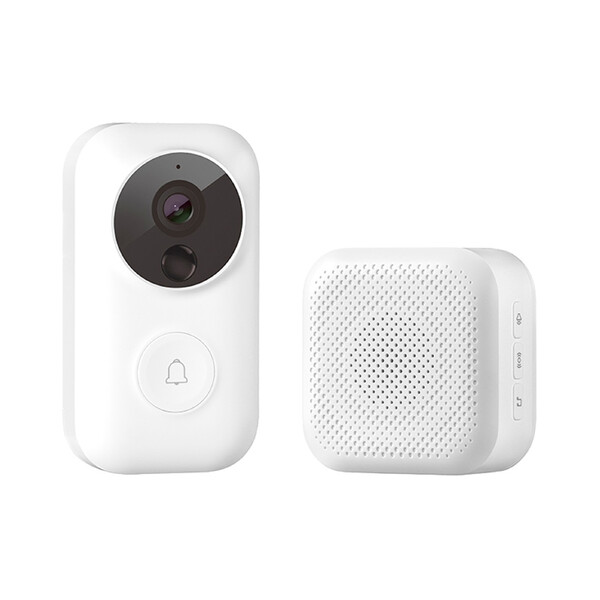 Умный дверной звонок Xiaomi Zero Smart Doorbell White