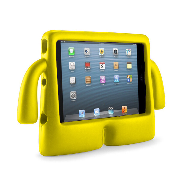 Детский чехол iLoungeMax iGuy Yellow для iPad mini 5 | 4 | 3 | 2 | 1