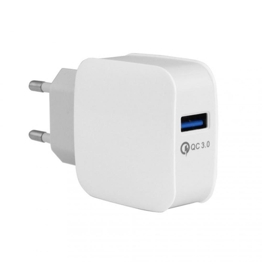 Купить Зарядное устройство oneLounge Yojock Qualcomm Quick Charge 3.0 White