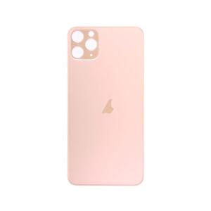 Купить Заднее стекло (Gold) для iPhone 11 Pro