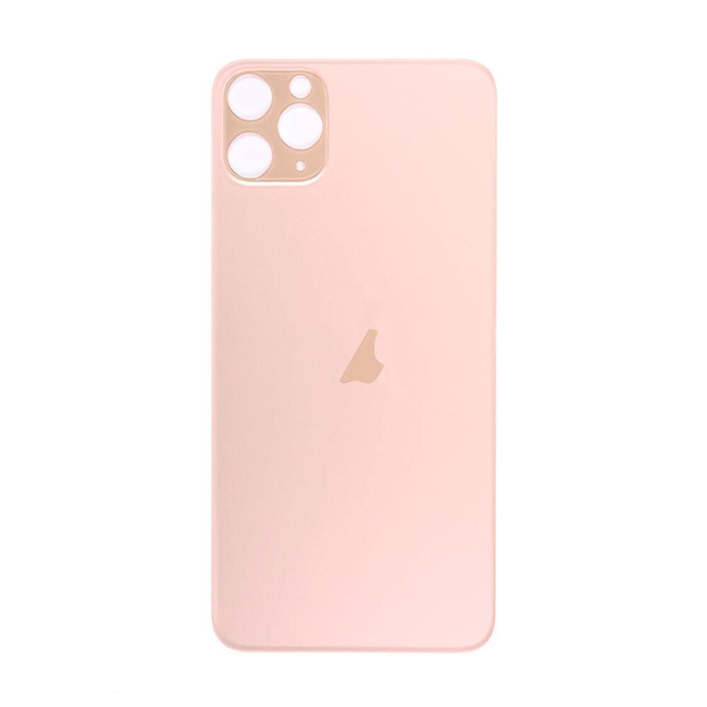 Купить Заднее стекло (Gold) для iPhone 11 Pro Max